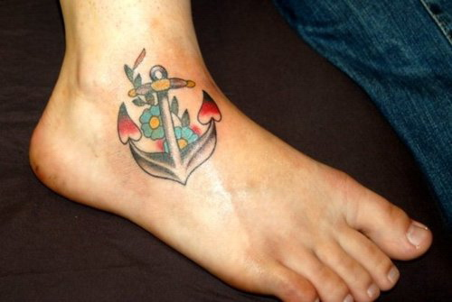 anchor tattoo ideas