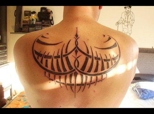 back tattoo ideas