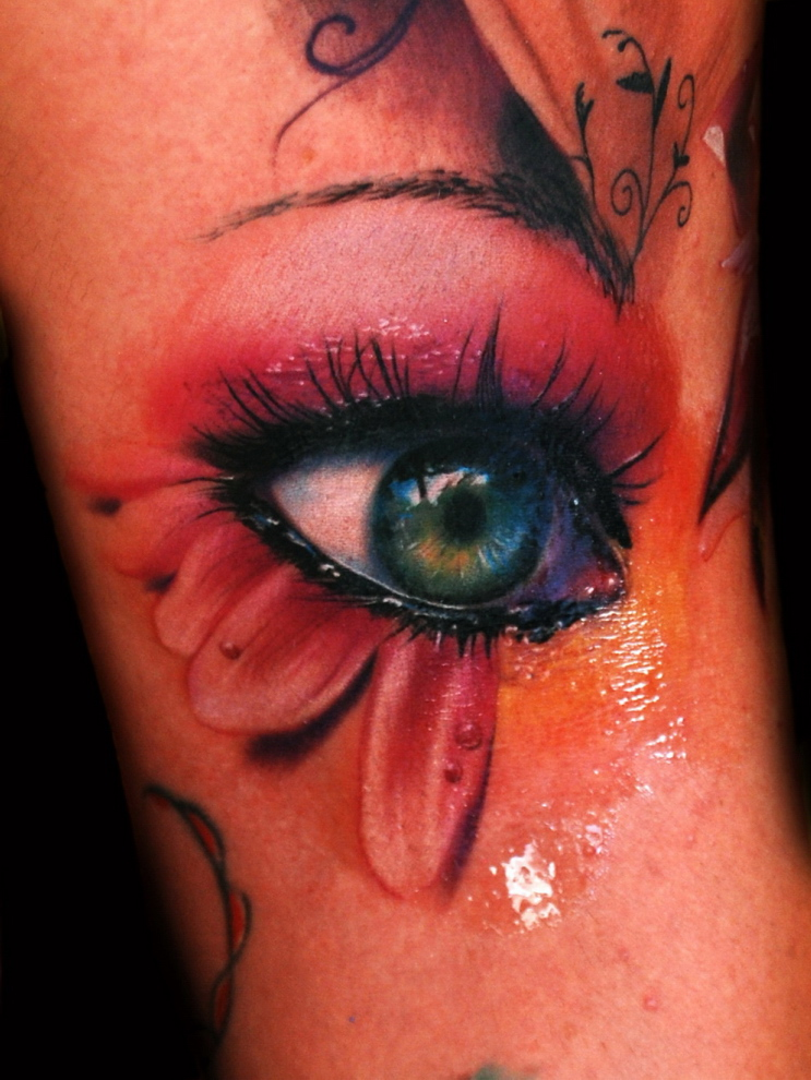 eye tattoo ideas