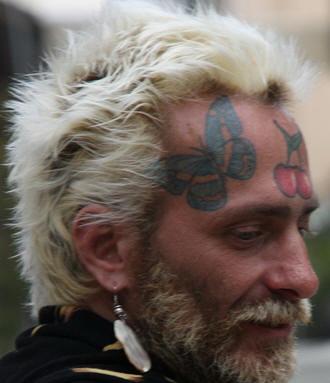 face tattoo ideas