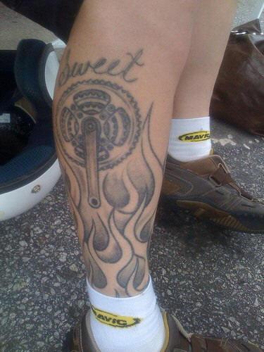 Leg tattoo ideas