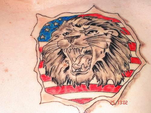 Lion tattoo ideas