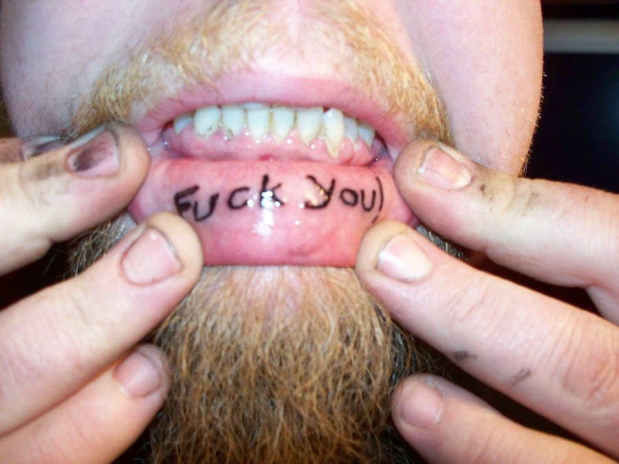 lip tattoo ideas