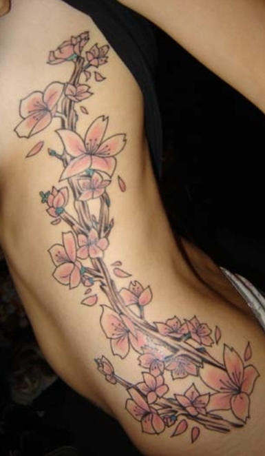 rib tattoo ideas